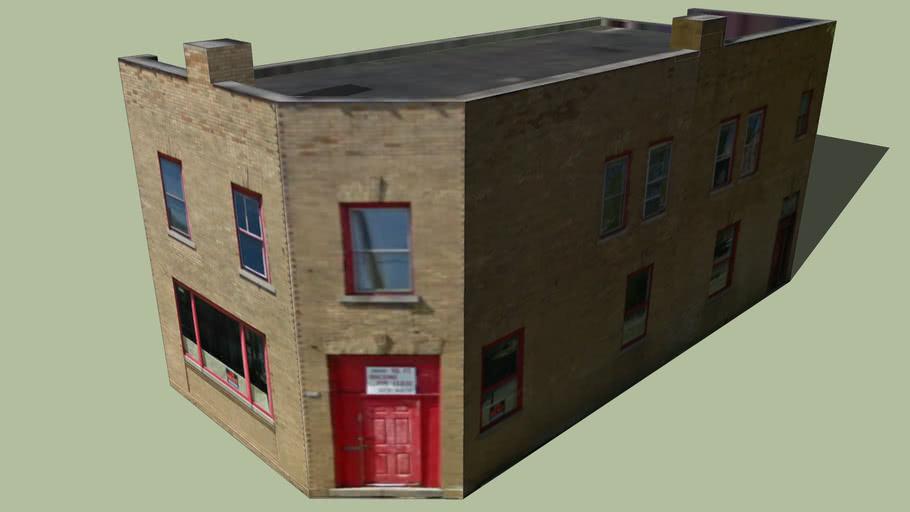 Gebäude in Milwaukee, Wisconsin, Vereinigte Staaten