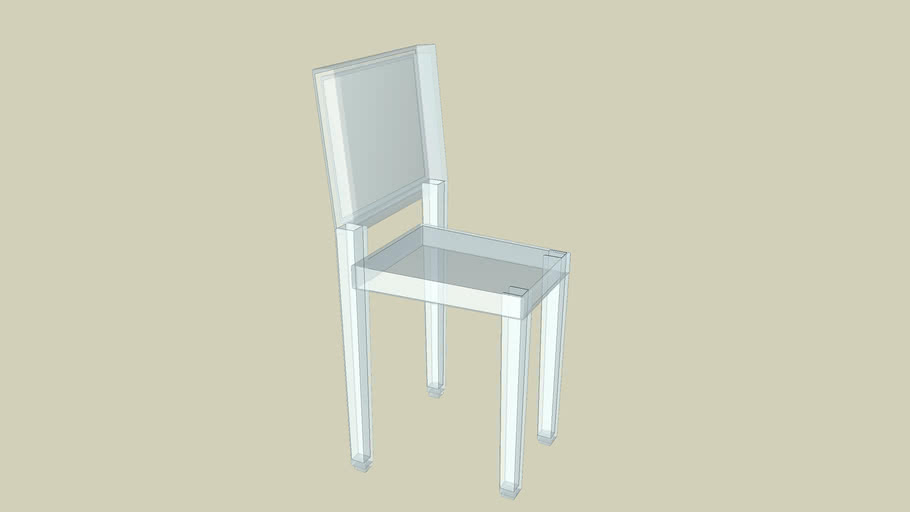 Kartell - Cadeira La Marie