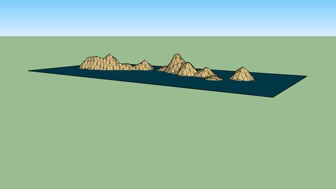 My first island!