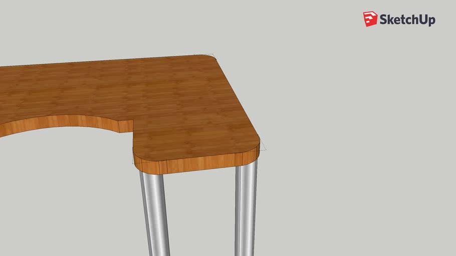 Mesa de escritorio 1