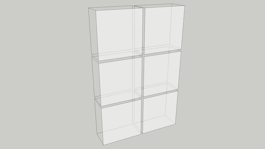 glass block_da kinh dua