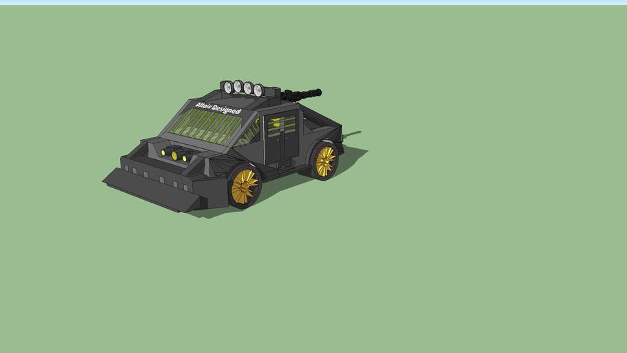 Jeep Cazzuta