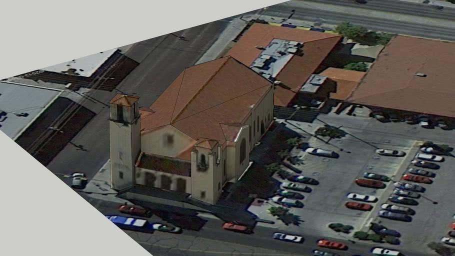 801 N Mesa St, El Paso TX BLDG 1