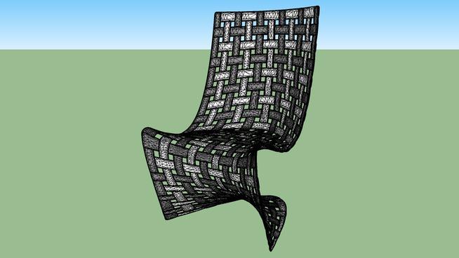 Panthon weaved-pattern