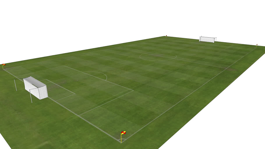 Football Pitch (Fifa texture)