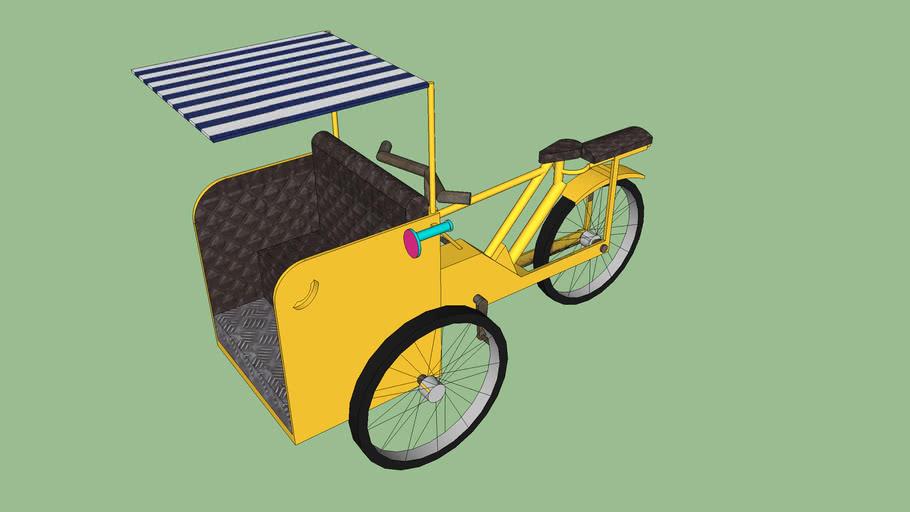 taxi ecologico