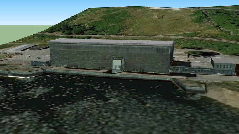 Ffestiniog Power Station, Gwynedd, Wales