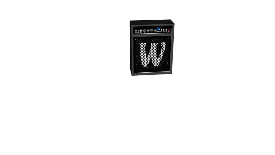 Warwick Bass Guitar Amp.