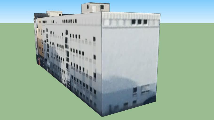 Adresa budovy: Norimberg, Nemecko