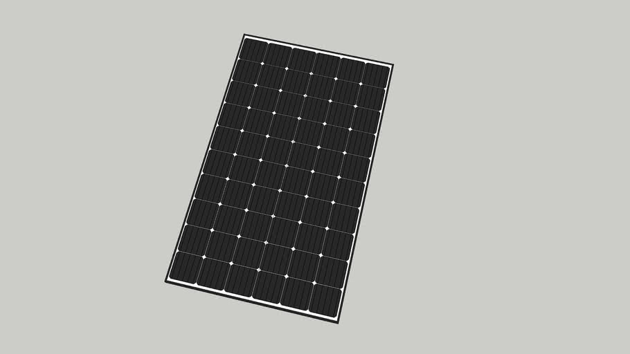 太陽能模組 solar module 6X10