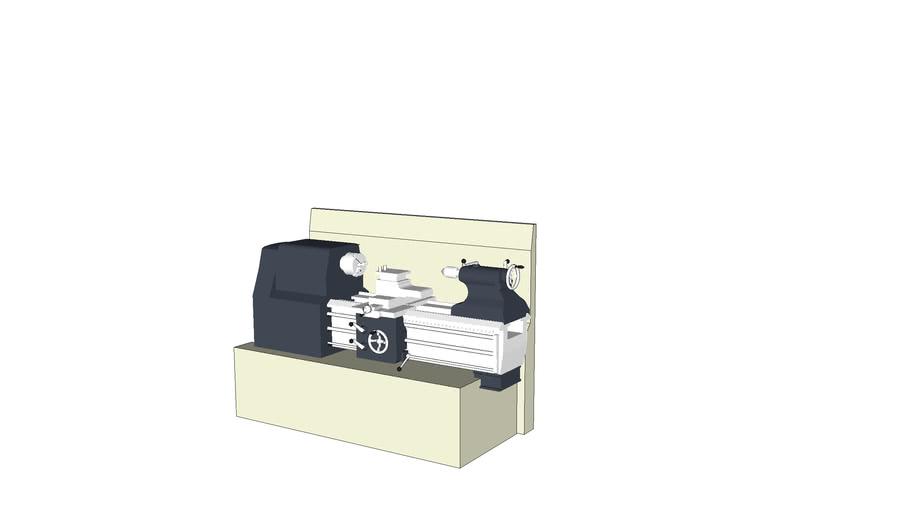 MS38 - CNC Lathe Haas