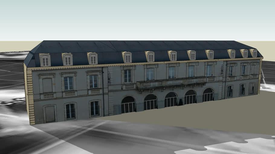 Ancienne mairie de villeneuve