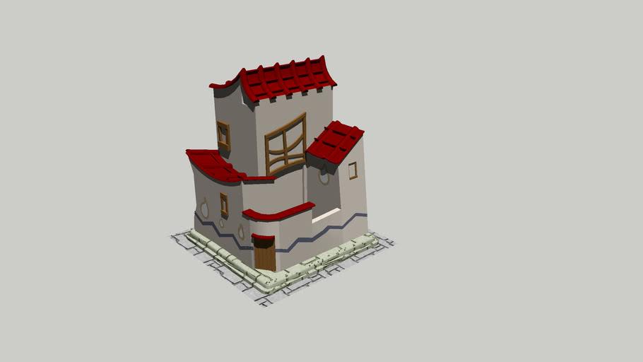 Greek dwelling