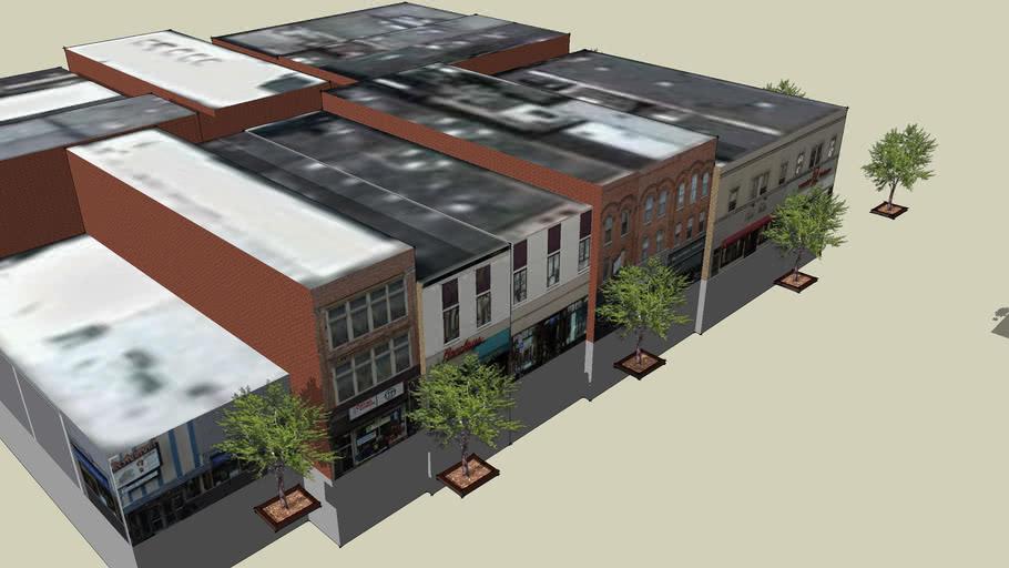 DDA: Main and LIberty Streets, NW