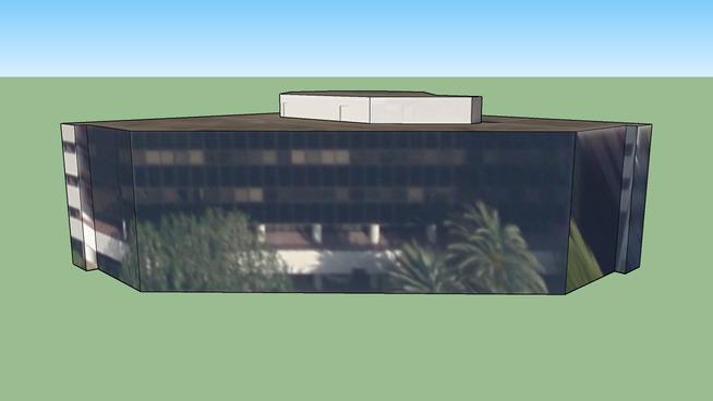 Building in Newport Beach, CA, USA
