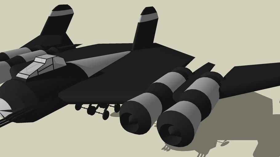 BF-680 light bomber