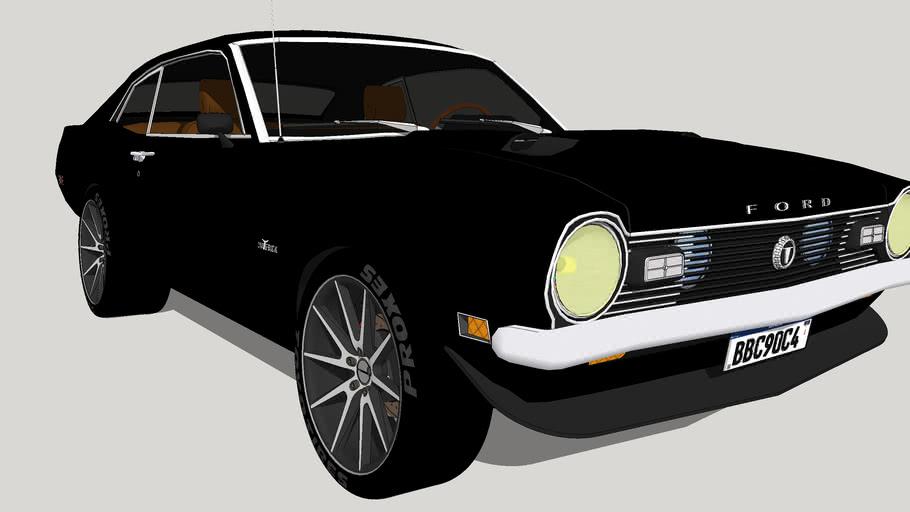 Ford Maverick GT - Coupe 4.9 V8 - 1974/75