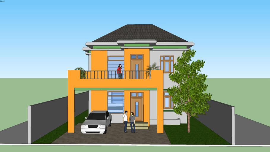 house minimalis