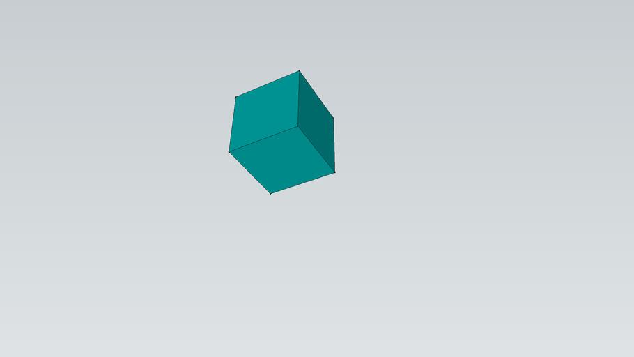 1 metre cube