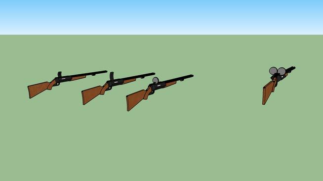 Shotgun ammo upgrades