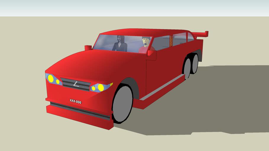 Lexus GS830