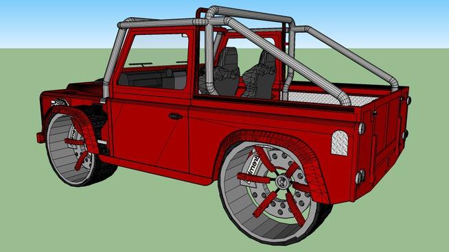 Land Rover SVX Concept