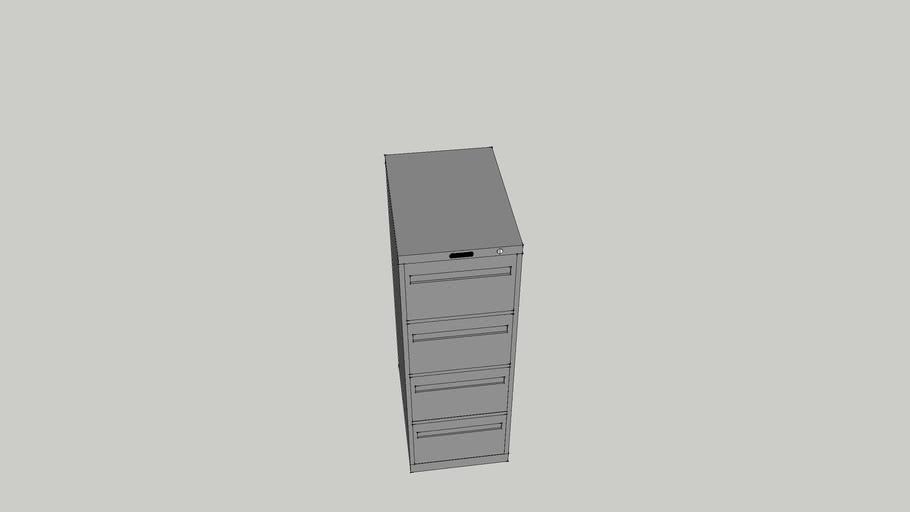 RWA_Room 206_Filing Cabinet