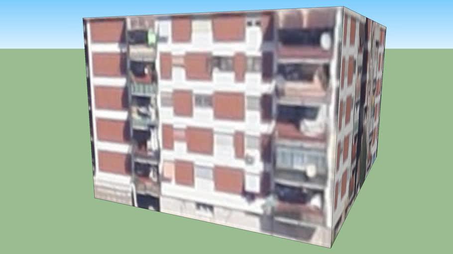 Edificio in Reggio di Calabria RC, Italia