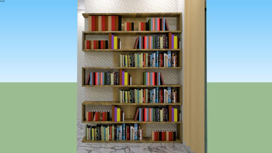 book shelf 4
