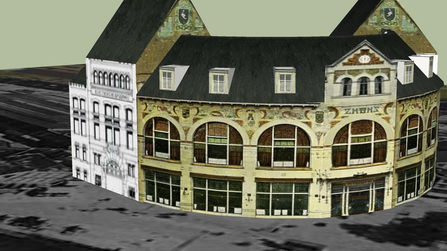 Grand-Café Loos hofplein rotterdam