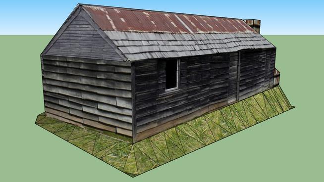 Tin Mines Barn