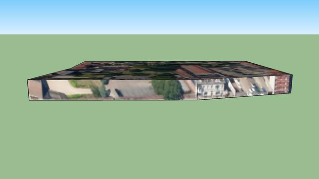 Building in 1050 Ixelles, Belgium
