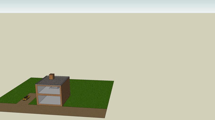 A smexii plane house