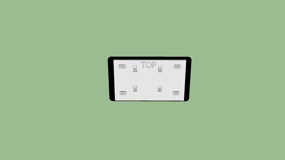 "RPF 7"" Touchscreen Display"
