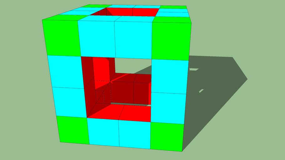 Lorenzo A. - Cubo di cubi2