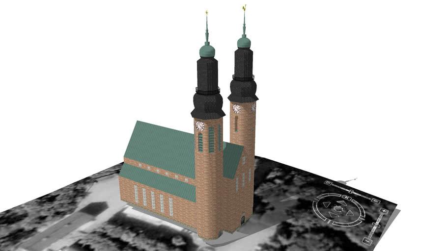Högalidskyrkan / Church of Högalid