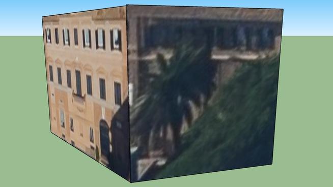 Edificio6 in Roma, Italia