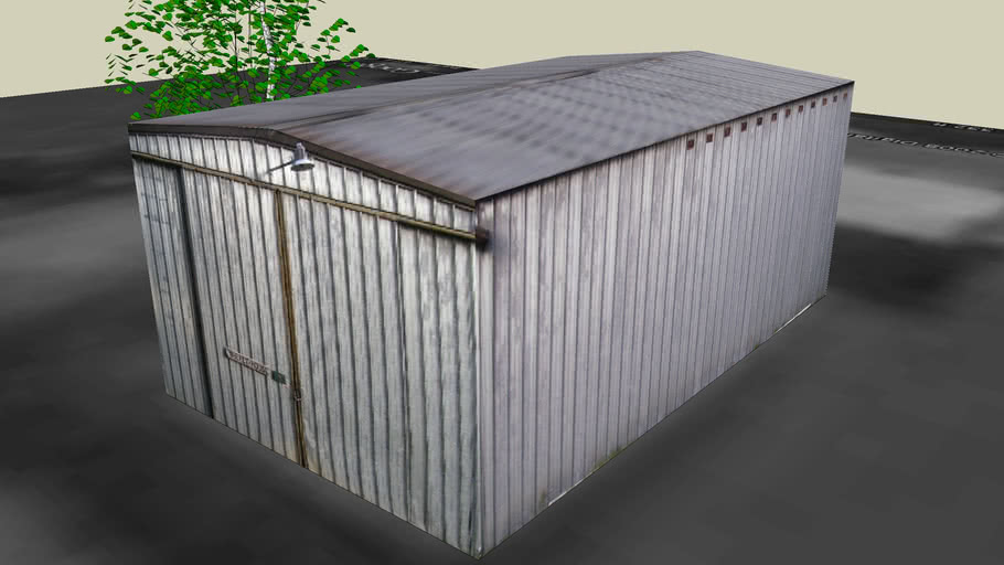 McGrath DNR - Warehouse