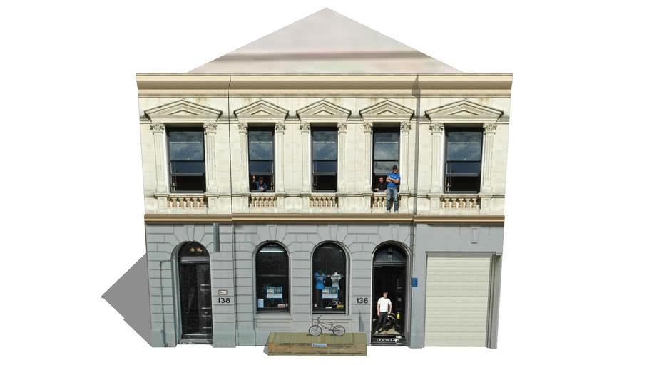 Fox Hair, Revolution BMX, 136-138 Lichfield St, Christchurch, NZ
