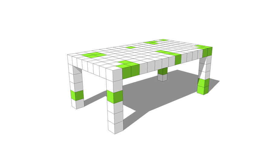Tables - Tetristable
