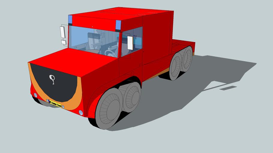 SP Cruiser Track MKI