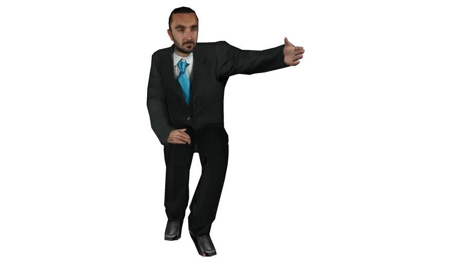 Homem 3D 1