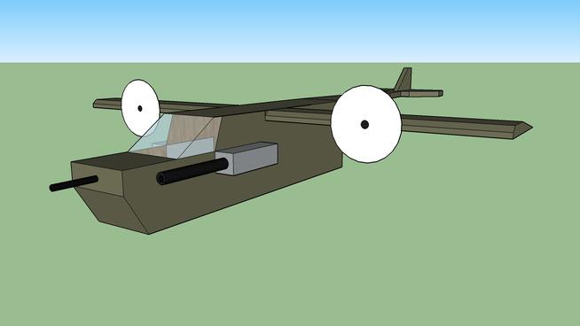 TALOS Fighter Plane 790