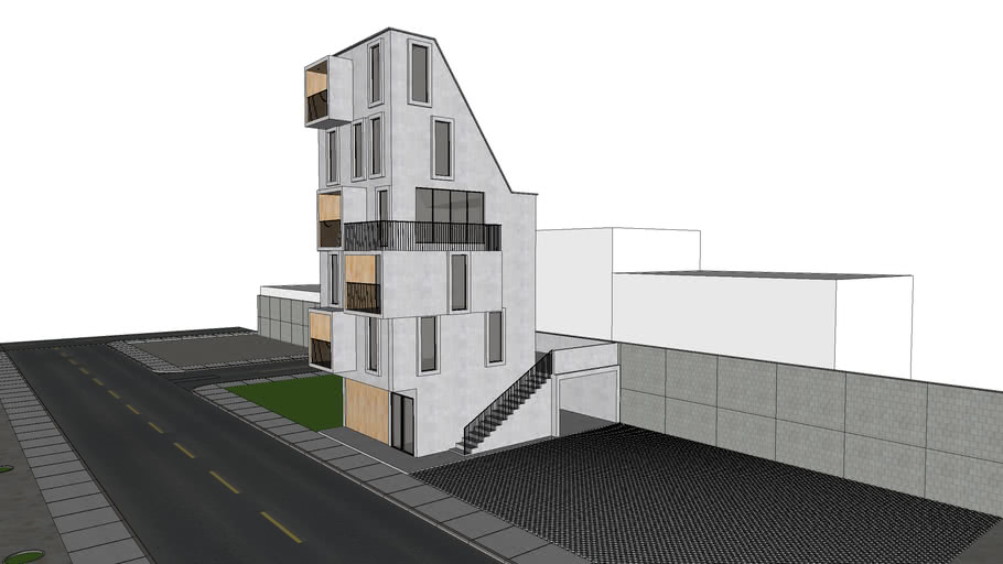 MODELO 3D PARA TALLER USMP