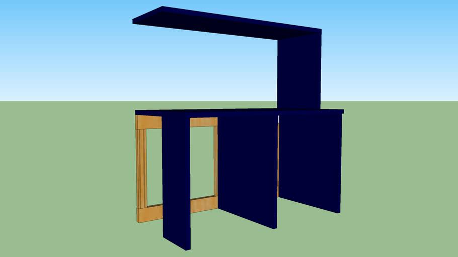 loft shelves