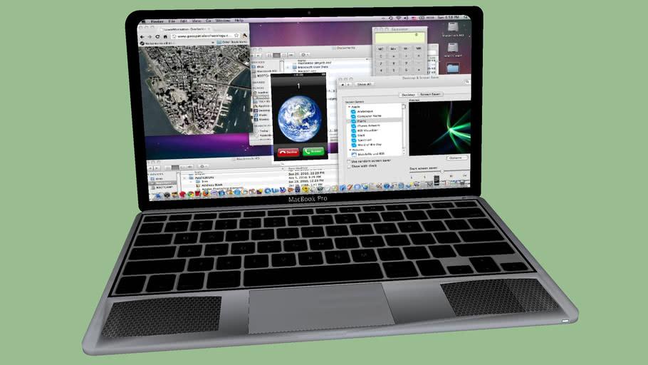CONCEPT Apple MacBook Pro 17in