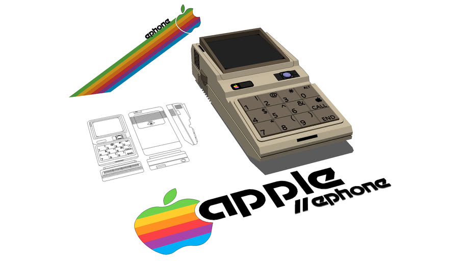 Apple ][ ePhone