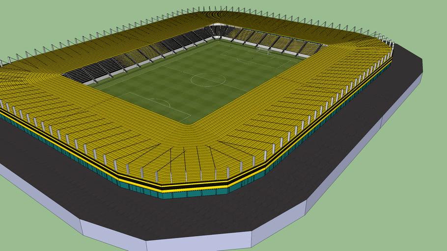 New Botev Stadium (~7 000)