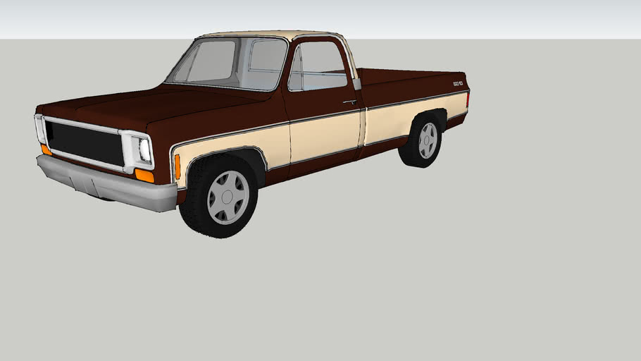 1978 chevy bonanza work in progress