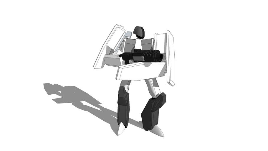 Guardian OAM pose